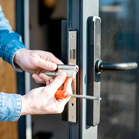 Commercial Locksmith Services in Huntsville